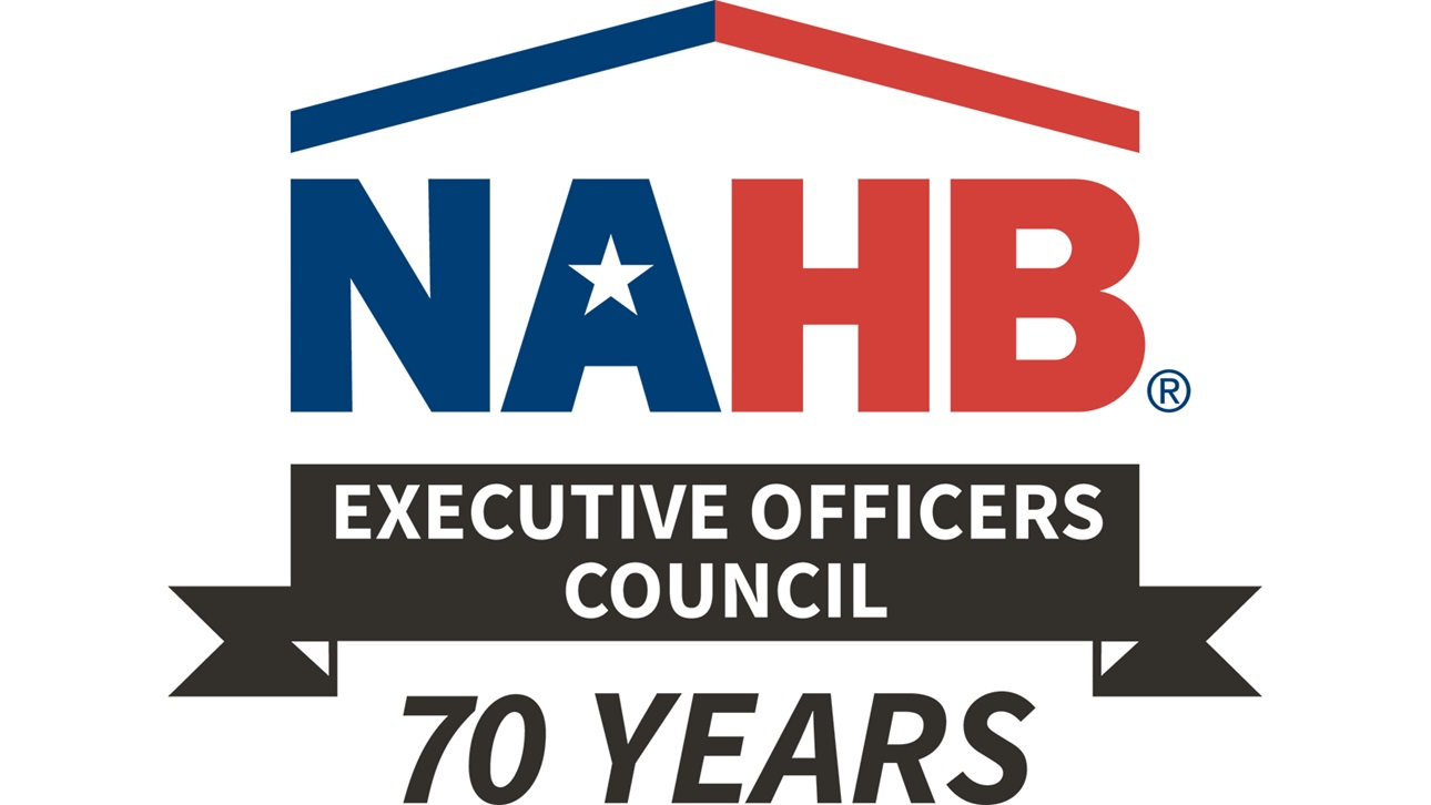 Executive Officers Council 70 Years logo