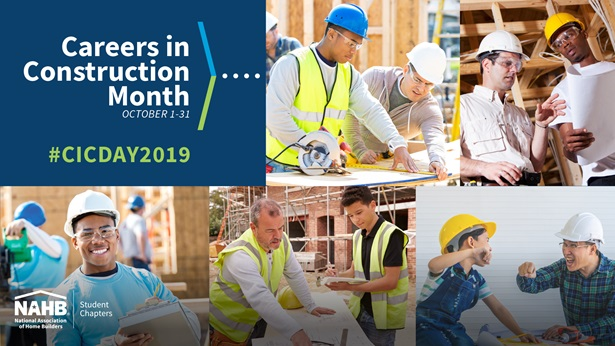 Careers in Construction Month 2019